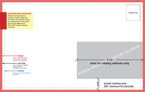 10 how do i ensure my artwork is mailing. Black Bedroom Furniture Sets. Home Design Ideas